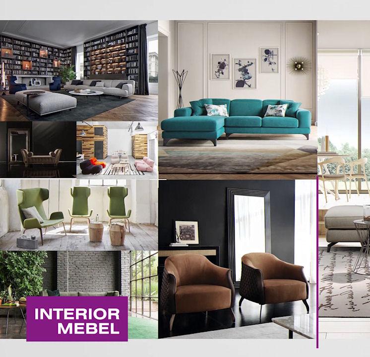 Home interior mebel fiera internazionale arredamento in for Fiera arredamento