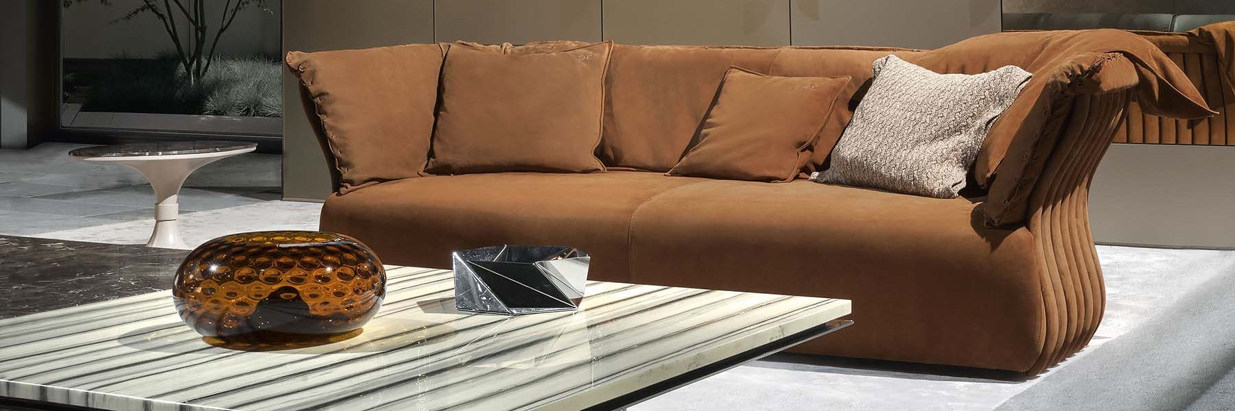 CORNELIO CAPPELLINI: Cannes Sofa